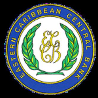 Eastern Caribbean Central Bank - Image: Eastern Caribbean Central Bank logo