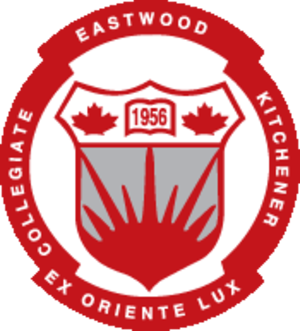 Eastwood Collegiate Institute - Image: Eci crest