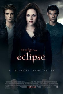 The Twilight Saga: Eclipse - Wikipedia