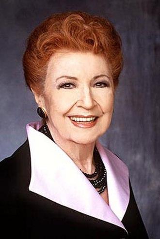 Eileen Herlie - 2000 photograph