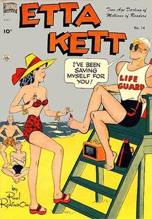 Etta Kett - Paul Robinson's Etta Kett (1948)