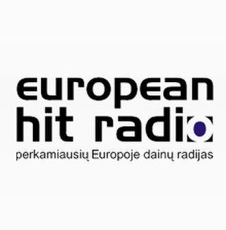 European Hit Radio - Image: European Hit Radio logo