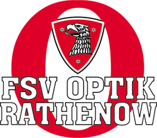 FSV Optik Rathenow German association football club from Rathenow, Brandenburg