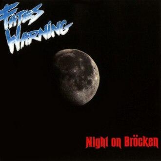 Night on Bröcken - Image: Fates Warning 1984 Night on Bröcken (reissue)