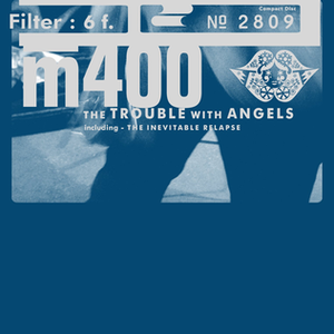 The Trouble with Angels (Filter album) - Image: Filter the trouble with angels