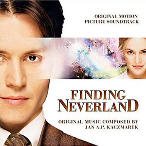 Finding Neverland (soundtrack) - Image: Finding Neverland (soundtrack)