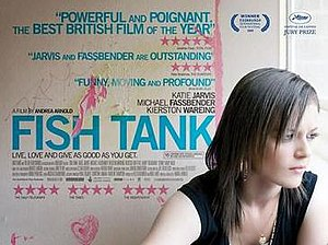Fish Tank (film) - Theatrical release poster