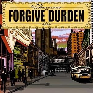 Wonderland (Forgive Durden album) - Image: Forgive Durden Wonderland