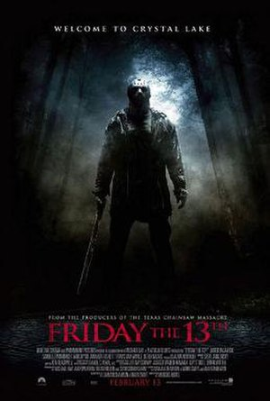 Friday the 13th (2009 film) - Theatrical release poster