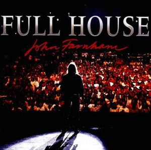 Full House (John Farnham album) - Image: Full House