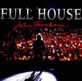 Full House (John Farnham album) - Image: Full House