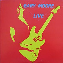 Gary Moore Dirty Fingers