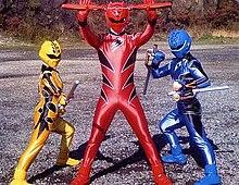 Juken Sentai Gekiranger - Wikipedia