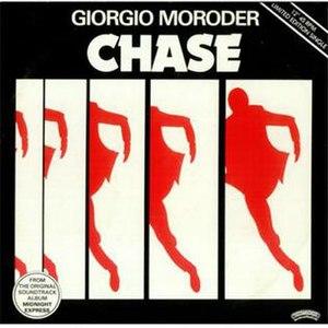 Chase (instrumental) - Image: Giorgio Moroder Chase cover art