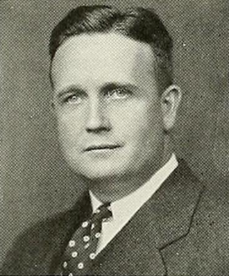 Glen Harmeson - Harmeson pictured in Epitome 1940, Lehigh yearbook