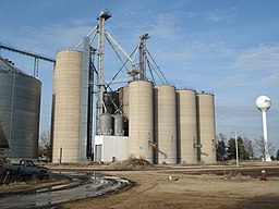 Grain elevator and water tower in Meadows, IL.jpg