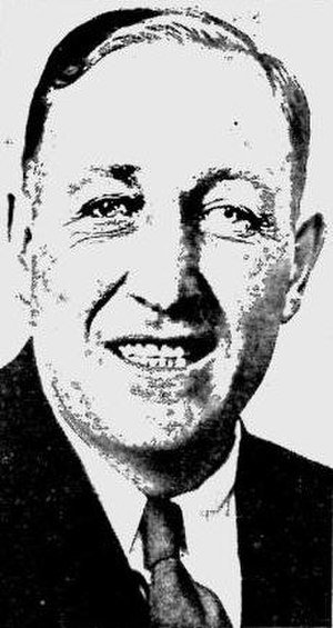 Grover Washabaugh - Washabaugh, South Hills H.S. coach, 1937