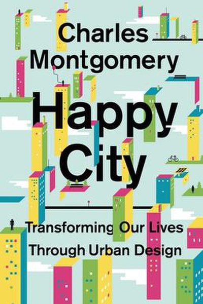 Picture of a book: Happy City