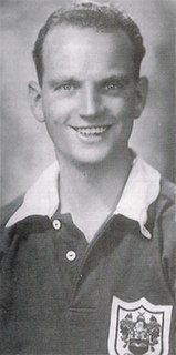 Harry Johnston (footballer, born 1919)
