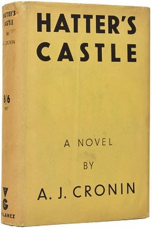 Hatter's Castle - First UK edition