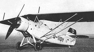 Heinkel He 46 - Image: Heinkel 46