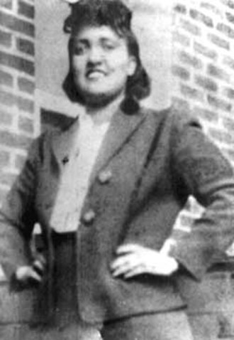 Henrietta Lacks - Image: Henrietta Lacks (1920 1951)