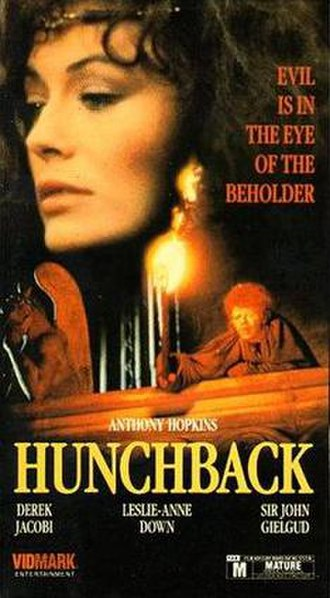 The Hunchback of Notre Dame (1982 film) - Video cover