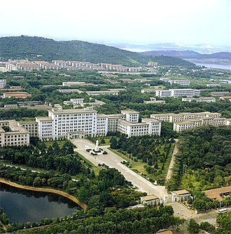 Huazhong University of Science and Technology - Main Campus
