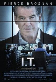 <i>I.T.</i> (film) 2016 film by John Moore