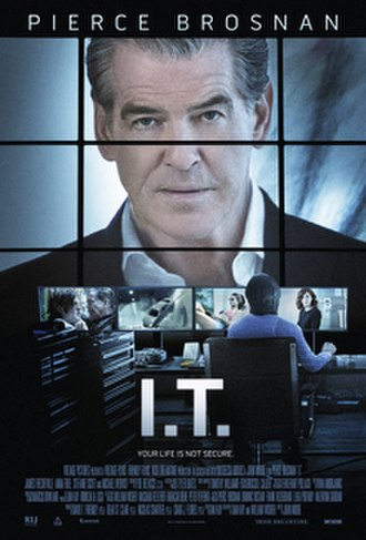 I.T. (film) - Theatrical poster