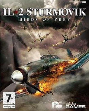 IL-2 Sturmovik: Birds of Prey - Image: IL 2 Sturmovik Birds of Prey