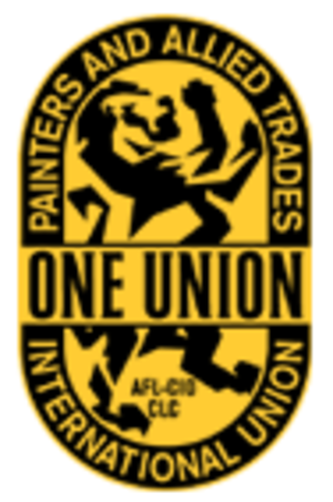 International Union of Painters and Allied Trades - Image: IUPAT logo