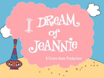 Picture of a TV show: I Dream Of Jeannie