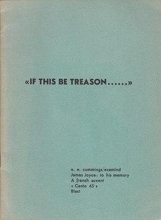 <i>If This Be Treason</i>