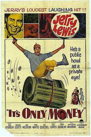 It's Only Money - Image: Itsonlymoney