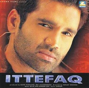 Ittefaq (2001 film) - Image: Ittefaq 2001 film poster