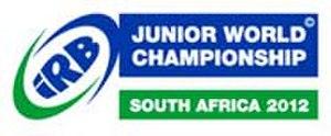 2012 IRB Junior World Championship - Image: JWC South Africa 2012
