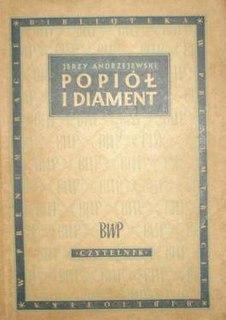<i>Ashes and Diamonds</i> 1948 Polish novel