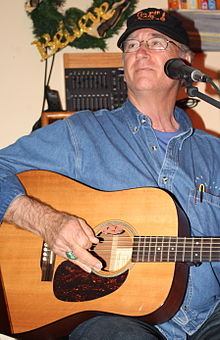 Jim Parker at the Silver Moon.JPG