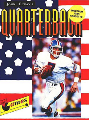 John Elway's Quarterback - Cover art