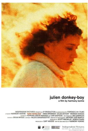 Julien Donkey-Boy - Image: Julien donkey boy poster