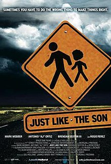Just Like the Son (movie poster).jpg