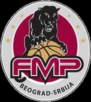 KK FMP Beograd - Image: KK FMP Beograd