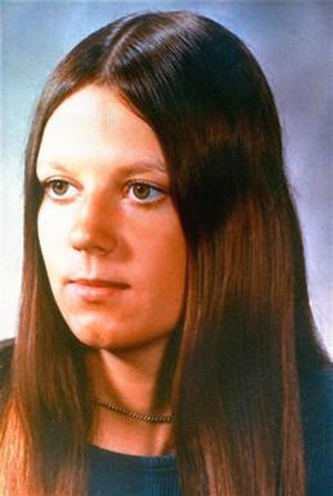 In re Quinlan - Quinlan's high school graduation photo in 1972