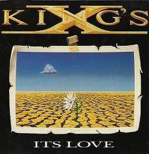 It's Love - Image: Kings X Its Love