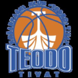 KK Teodo Tivat - Image: Kk teodo logo