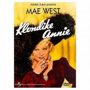 Klondike Annie - Image: Klondike Annie