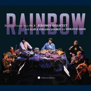 Rainbow: Music of Central Asia Vol. 8 - Image: Kronos rainbow