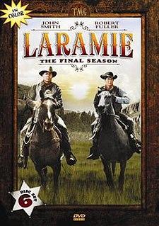 <i>Laramie</i> (TV series) TV series