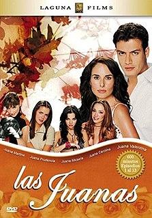 <i>Las Juanas</i> (Mexican TV series)